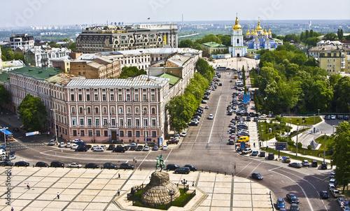 Fotobehang Kiev Kiev, Ukraine
