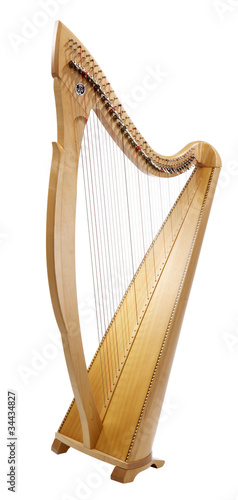 Fotografia, Obraz Harp