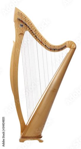Harp Fototapet