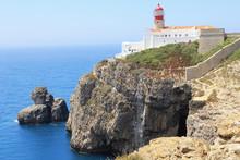 Light House At Cape Of Saint V...