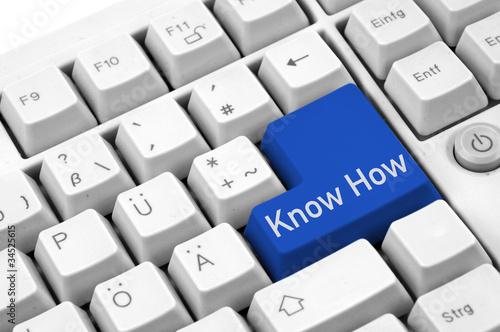 Fotografie, Obraz  Know How