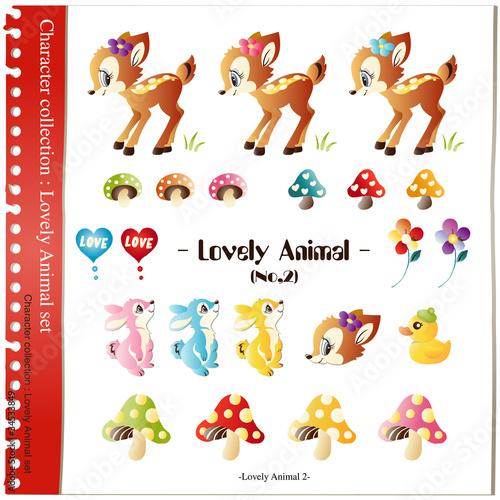 lovely_animal_02 плакат