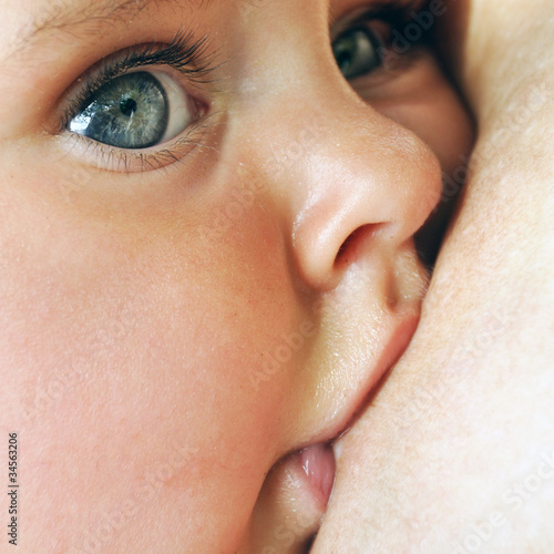 Photo breastfeeding