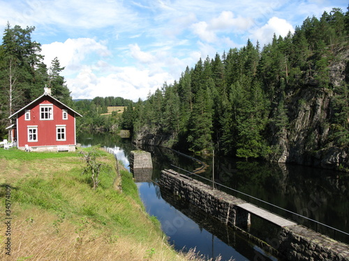 Photo  Canal du Telemark