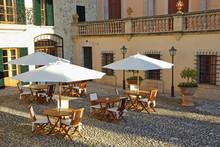 Typical Hotel In Lloseta (Majorca - Spain)