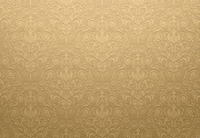 Golden Vector Texture