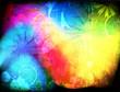 Spectral flower elements