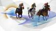 Pferderennen Sinus-Cosinus