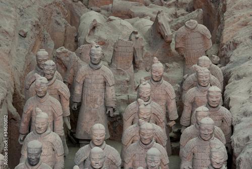 Armée de terre cuite, Chine 06