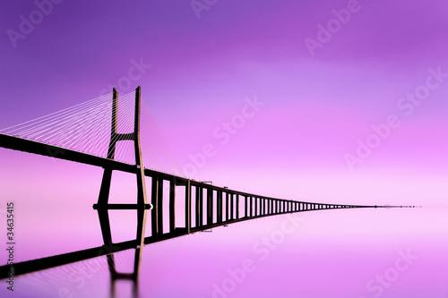 Vasco De Gamma bridge