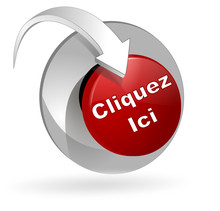 Cliquez Ici Bouton Web 3d