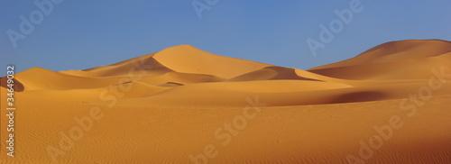 Keuken foto achterwand Rood paars Sahara Dünen