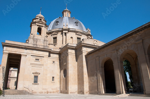 Monumento A Los Caidos Pamplona Buy This Stock Photo And Explore