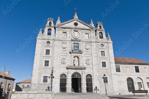 Fotografie, Obraz  Santa Teresa Convent at Avila, Spain