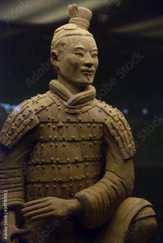 Staande foto Xian Armée de terre cuite, Chine 22
