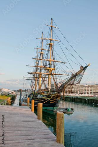 Valokuva  old galleon