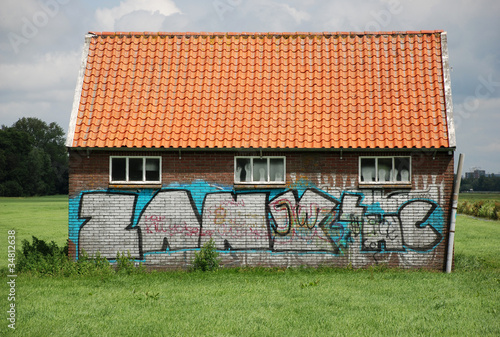 Graffity Poster