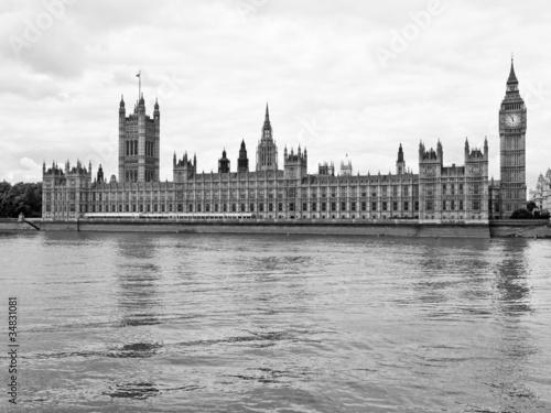 Fotografia  Houses of Parliament