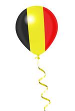 """""""Belgium"""" Balloon"""