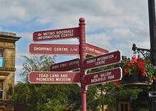 Rochdale Signpost UK.