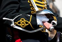 Mounted Horseguard; Uniform Details
