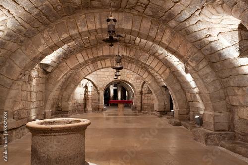 Cripta san antolin