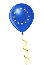 """""""Europe"""" Balloon"""