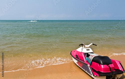 Foto op Aluminium Water Motor sporten Water scooters1