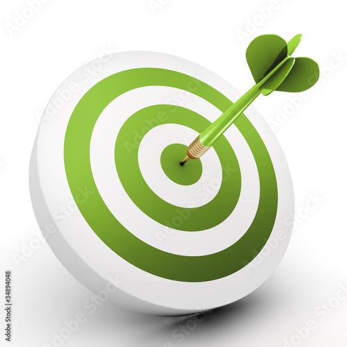 Fotografía  Eco target