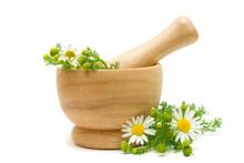Medicine Camomile Flowers - Herbal Treatment