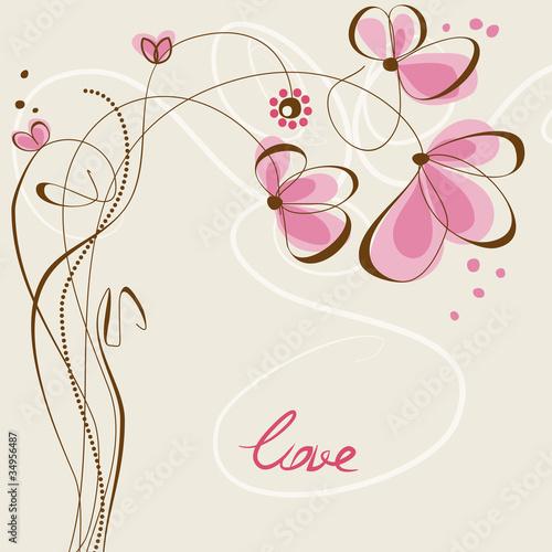 uwielbiam-kwiatowy-karty