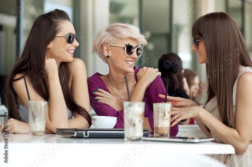 Fotografie, Tablou  Meeting of friends