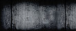 canvas print picture - Dark Grunge Horizontal Background