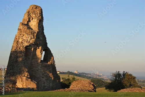 Photo  Hadleigh Castle, Essex