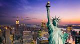 Fototapeta Nowy York - New York statue de la Liberté