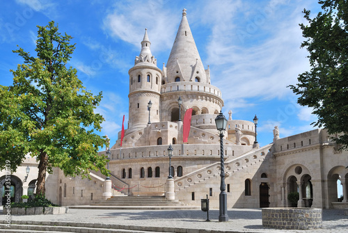 Photo  Budapest. Fishermen's Bastion