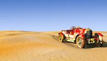 The Ancient Car