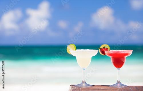Fotografie, Obraz  Margarita cocktails