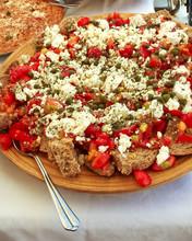 Greek Dakos Is Barley Bread, T...
