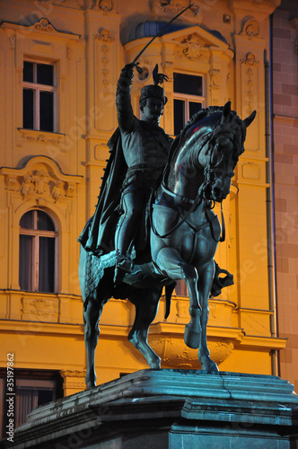 Photo Ban Jelacic - Zagreb