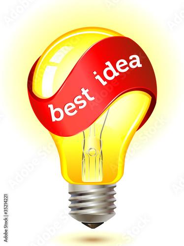 Photo  best idea concept
