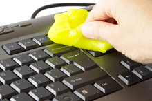 Cleaning The Keyboard