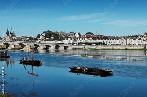 Fotografia La Loire à Blois 41000