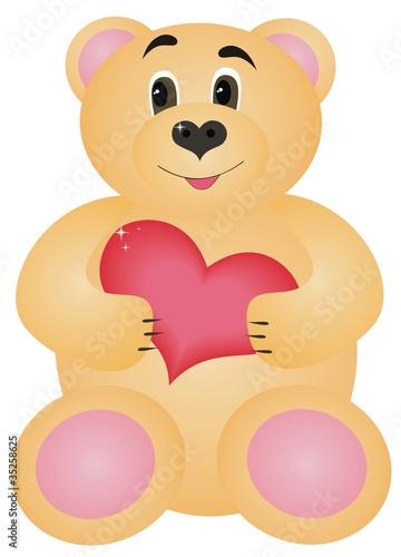 Cute bear #35258625