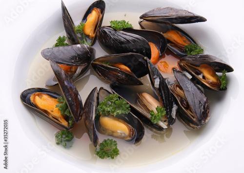 Fotografia, Obraz moules marinières