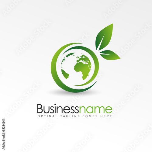Valokuva  logo nature
