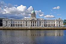 The Custom House (Irish: Teach...