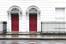 An Entrance Doors