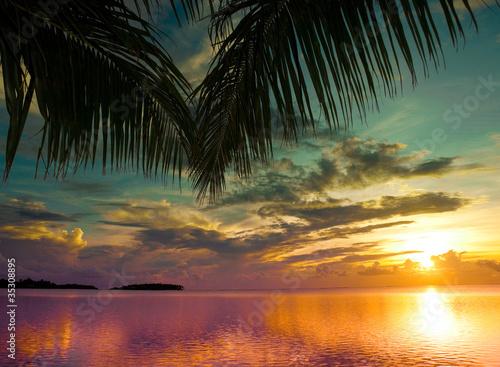 Fotografie, Obraz  Bliss Hawaii Beach