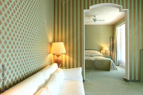 Hotel Di Lusso Interni : Scorcio di suite di hotel di lusso. nessuno allinterno u2013 kaufen sie